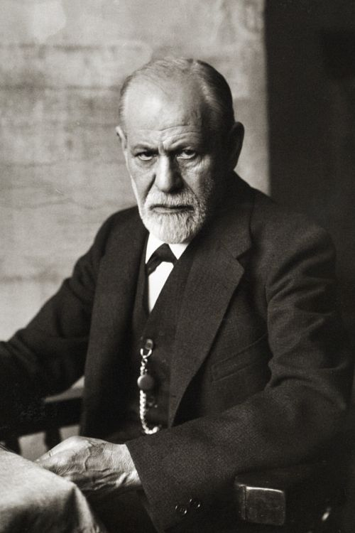 sigmund freud portrait 1926 founder of psychoanalysis
