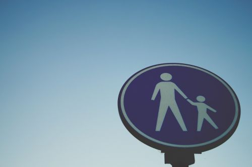 sign signboard sky