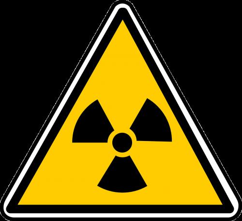 sign nuclear uranium