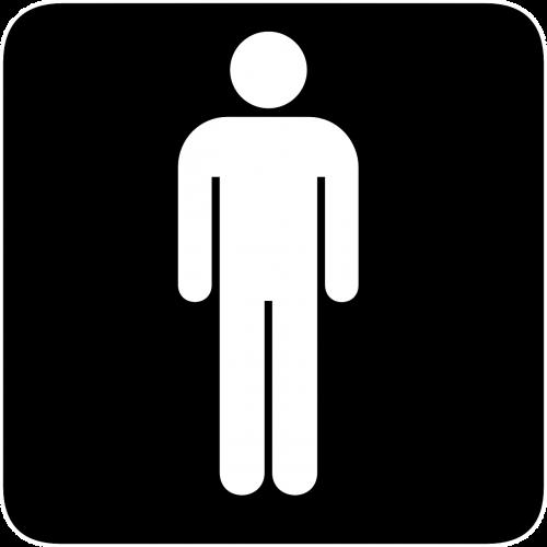 sign gender toilets