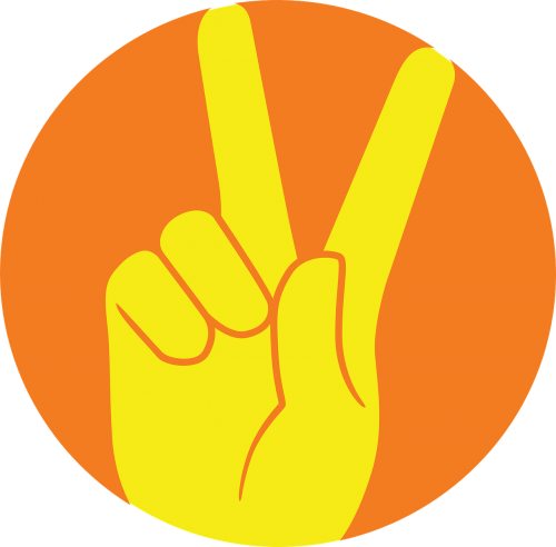 sign symbol hand
