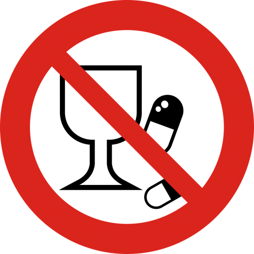 sign designation of the no background