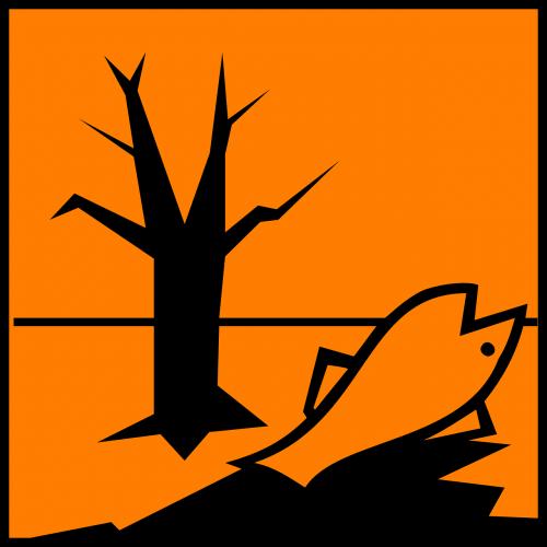 sign hazard environment