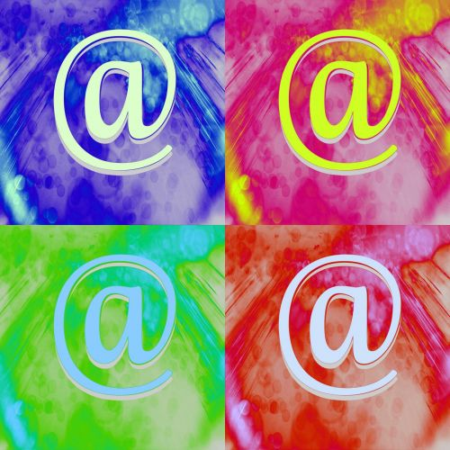Sign E-mail - @