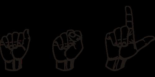 sign language american language