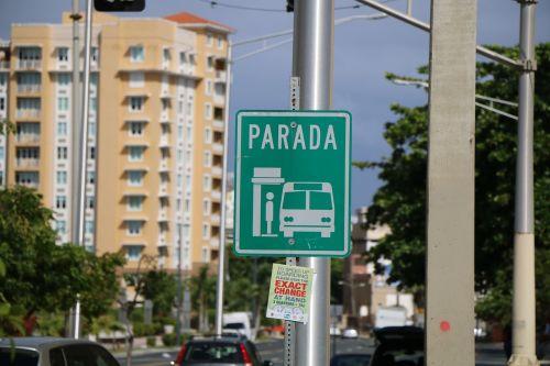 signal stop bus