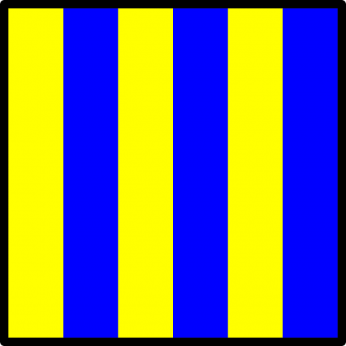 signal flag maritime