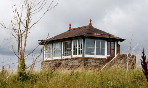 Signal Box Arnside Cumbria