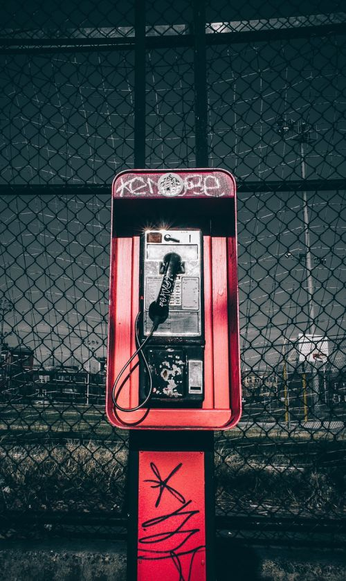 signalise street telephone