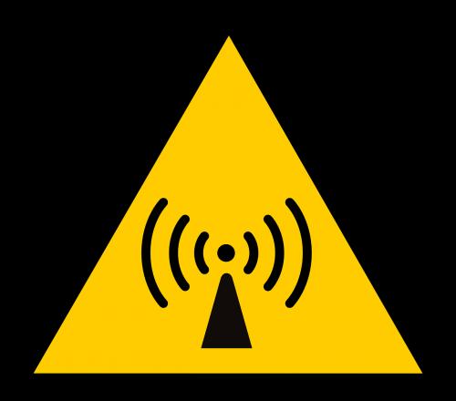 signs radiation microwave