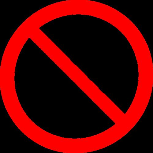 signs warning children