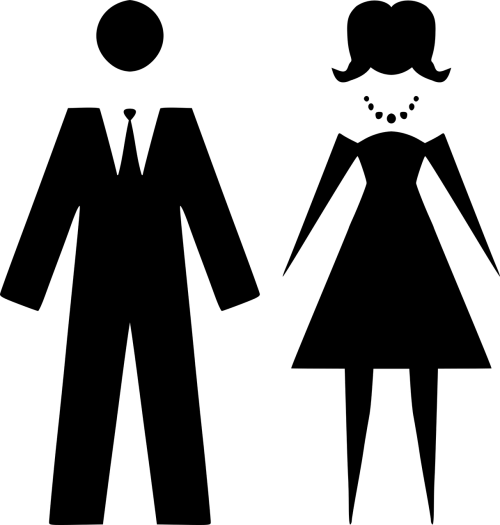 silhouette icon man