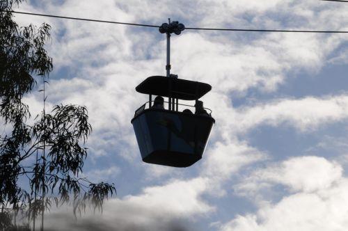 siluetas, siluetas, antena & nbsp, tramvajaus, tramvajus, važiuoti, dangus, debesis, debesys, gabenimas, tramvajaus automobilio siluetas