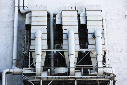 silo ventilation pipes