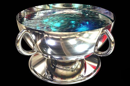 silver dish silverware