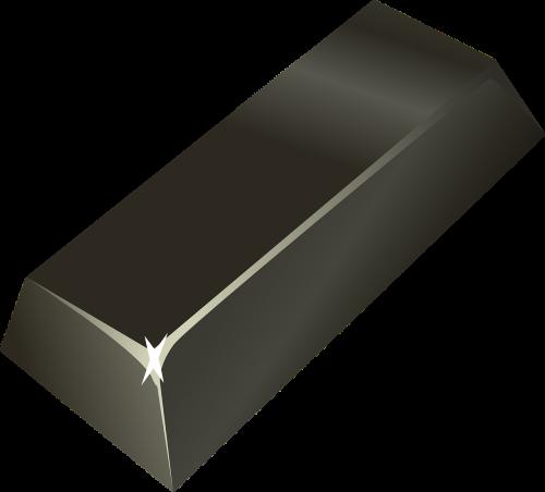 silver bar metal