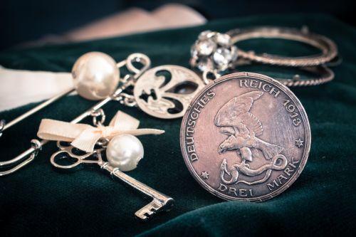 silver coin mark german