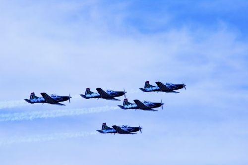 Silver Falcon Aerobatic Team