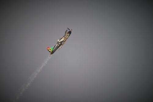 Silver Falcon Sky Climbing