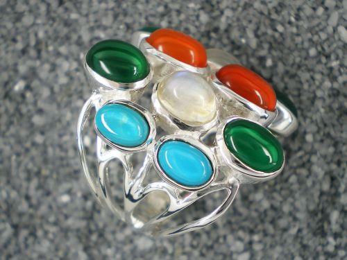 silver jewelry jewellery ring
