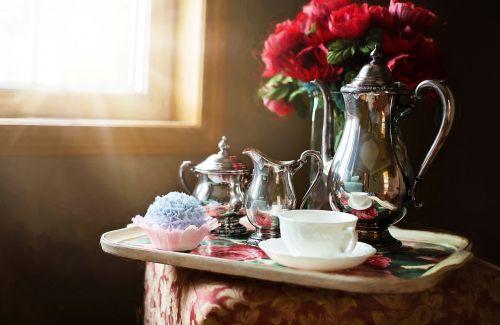 silver tea set silver teapot
