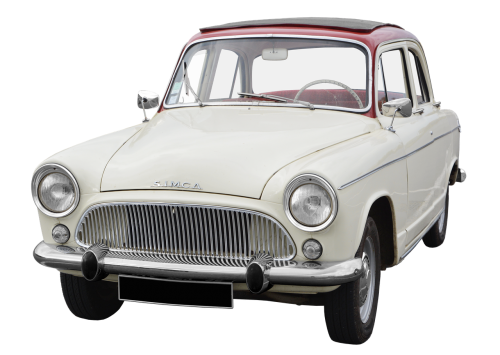 simca aronde year of construction 1959 – 1964