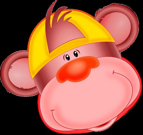 simian monkey anthropoid