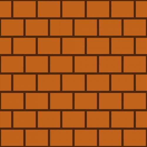 Simple Brown Brickwall