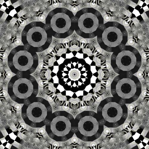 Simple Kaleidoscope 1