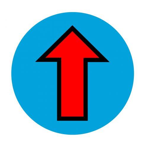 Simple Up Arrow
