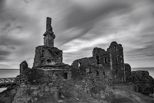Sinclair Castles Caithness
