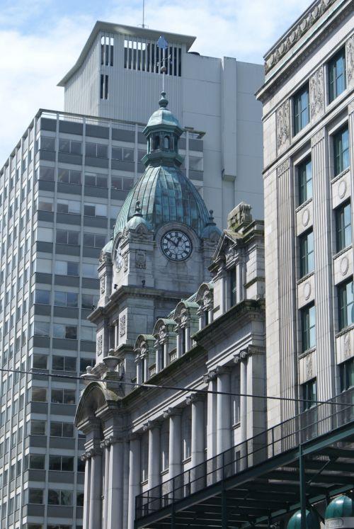 Sinclair Center Vancouver