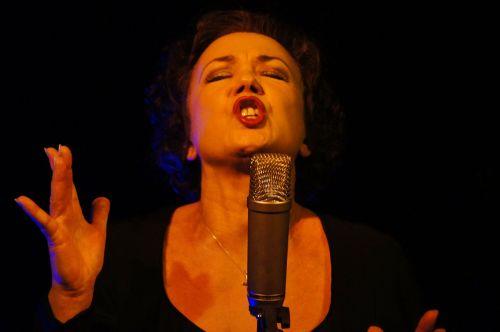 sing singing singer