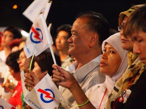 singapore rally election