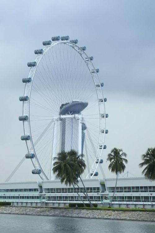 singapore flyer free image