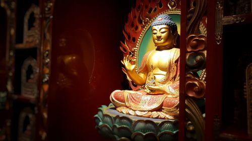 singapore buddhist temple buddha