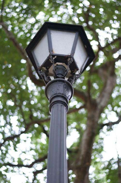 singapore lamp street lamp