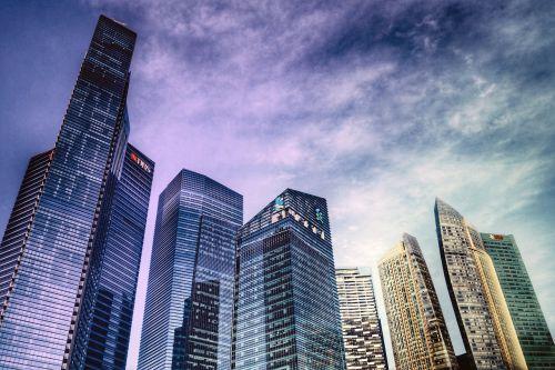 singapore hdr marina bay financial centre