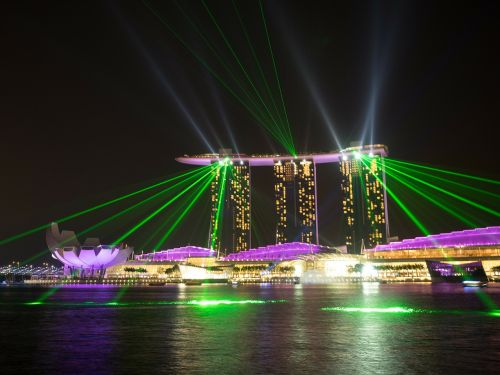 singapore hotels marina bay sands