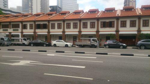 singapore building shophouse
