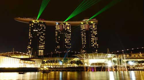singapore marina bay sands singapore landmark