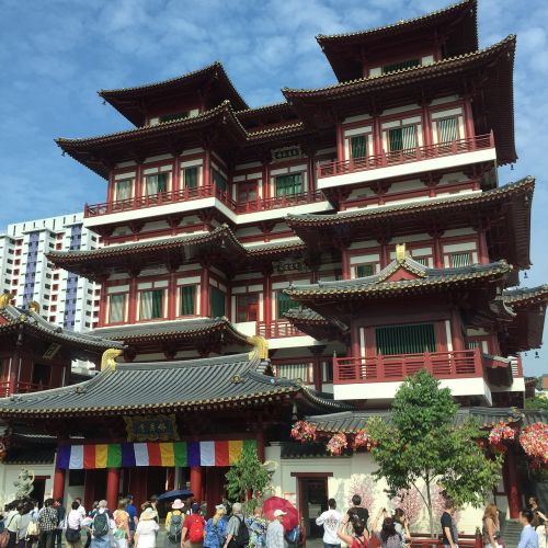 singapore chinatown asia