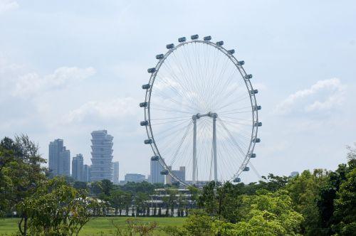 singapore flyer singapore city