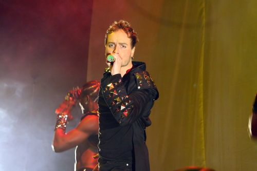 singer man show