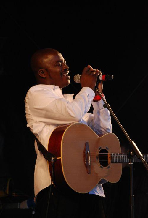 singer entertainer man