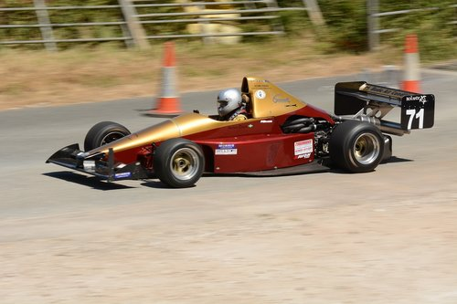 single seater  race car  competition