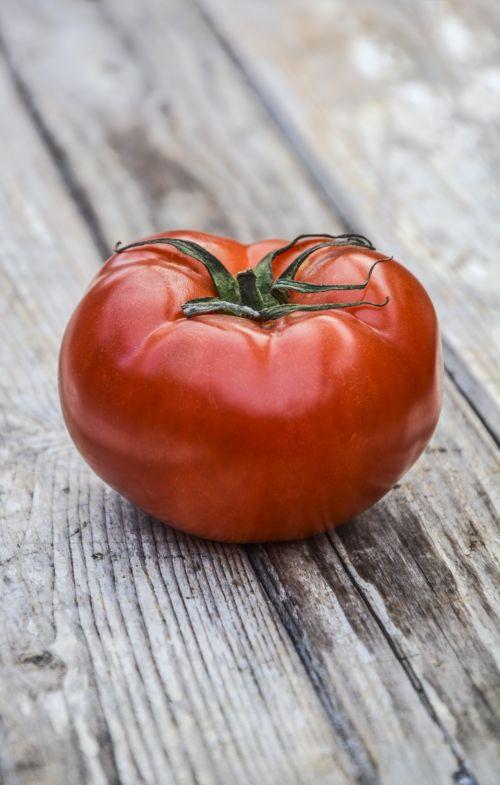 pomidoras, daržovių, maistas, šviežias, raudona, natūralus, žaliavinis, spalva, vienas, makro, sveikas, vienas, Uždaryti, vienas pomidoras