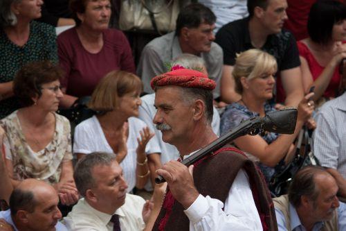 sinjska alka participant croatia
