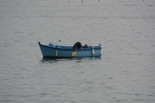 sinner boat water