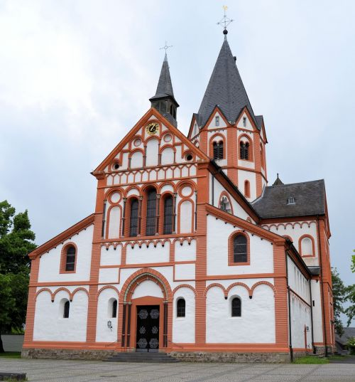 sinzig church rhine